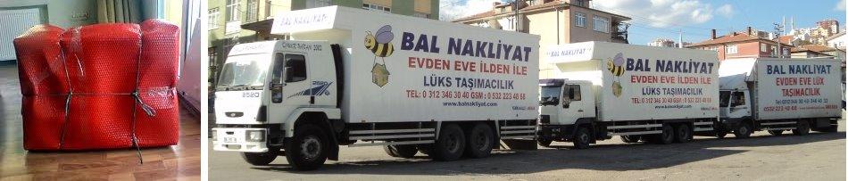 Evden Eve Nakliye Ankara